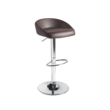FARGO ADJUSTABLE BARSTOOL  Brown