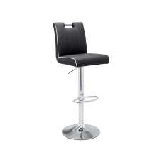 KALVIN ADJUSTABLE BARSTOOL - ONYX