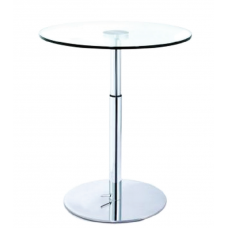 Justin Adjustable Bar Table