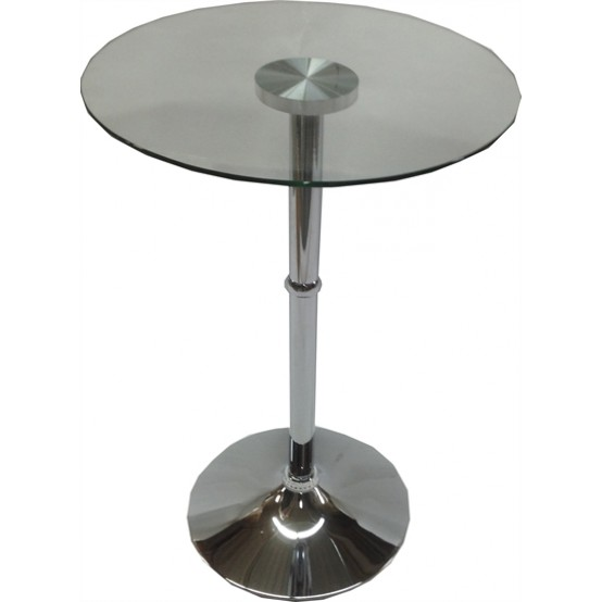 Vic Adjustable Bar Table