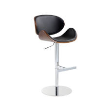 BOWEN ADJUSTABLE BAR STOOL Onyx