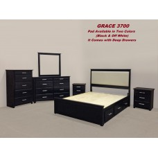 Grace Storage Bed Made to Order