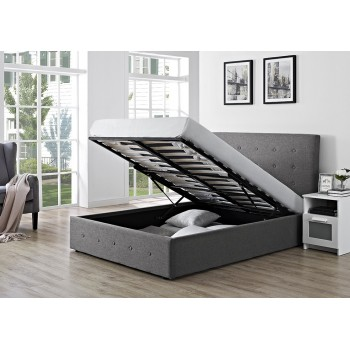 Hamilton Hydraulic Storage Bed From