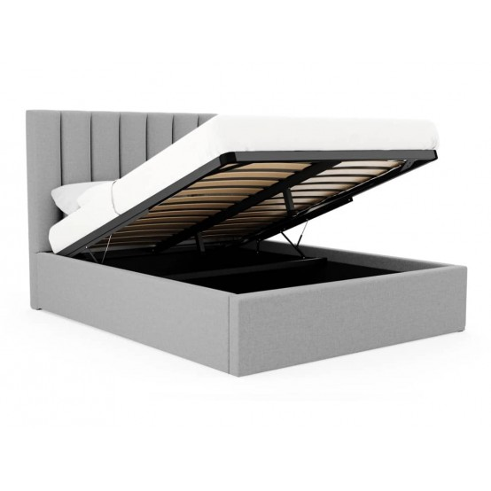 Abby Hydraulic Storage Bed 2 Colors From