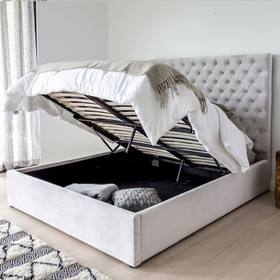 Jolie  Storage-Bed From