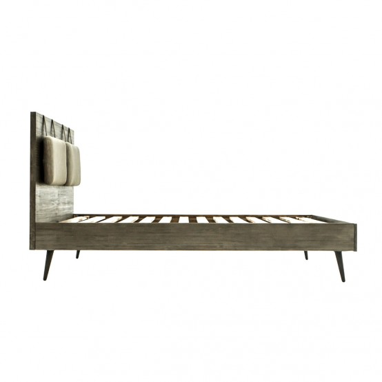 ZANE QUEEN OR KING BED FROM