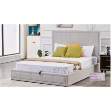 Fran Hydraulic Storage Bed From