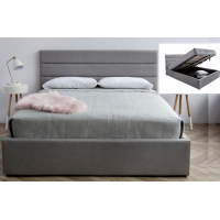 Cairo Hydraulic Storage Bed From
