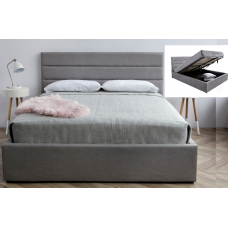 Justin Hydraulic Storage Bed From