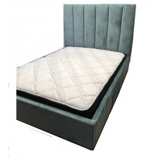 Aspen Storage Bed Turquois From