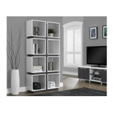 Dover Bookcase White