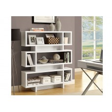 Oslo Bookcase White