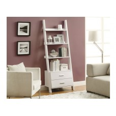Olga Bookcase White