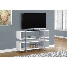 Aldo BOOKCASE / TV STAND White