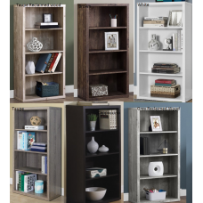Bill Bookcase 6 colors