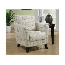 Deja Accent Chair VINTAGE FRENCH FABRIC