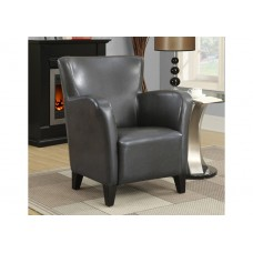 Lara Club Chair Leather Look 3 Colors