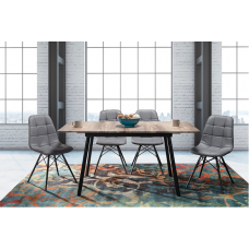 Dagos Expandable Dining  Table Set