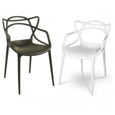 Crane Dining Chair Black Or White
