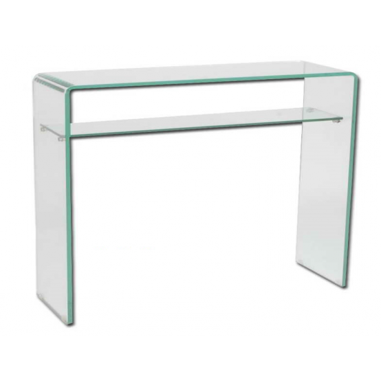 Ghost Consol / Desk / TV Stand Table