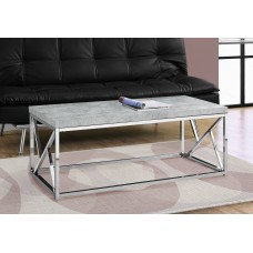DIVA COFFEE TABLE GREY CEMENT