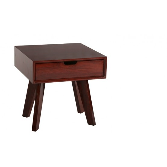 Josh End Table / Night Stand Wallnut