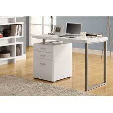 Java Reversible Desk White