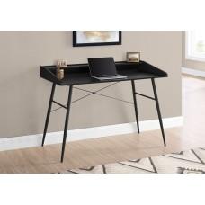 """Alen Computer Desk - 48""""L / Black / Black Metal"""