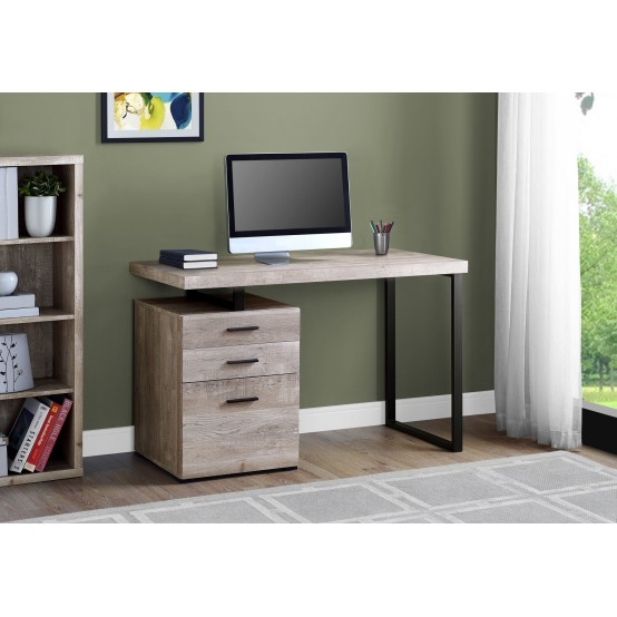 BRIDGE OFFICE DESK ( 3 Colors Available )