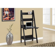 Organic Ladder Office Desk Cappuccino
