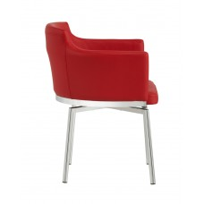 GARCIA SWIVEL CHAIR Red