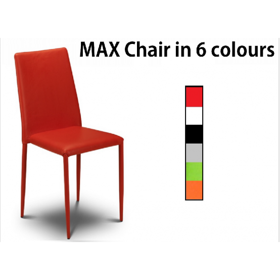 Max Stackable Dining Chair