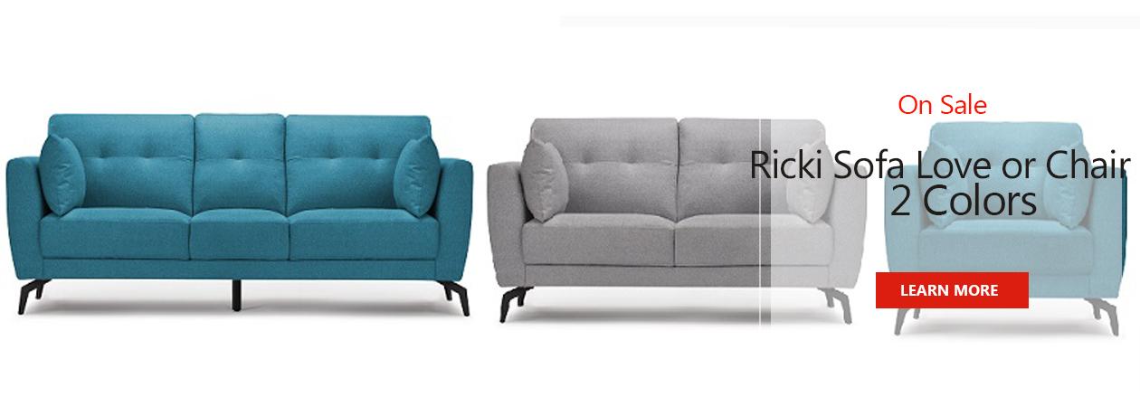 Ricki sofa