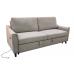 Adrian Sofa Bed Grey Linen