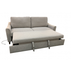 Adrian Sofa Bed Grey Linen