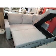Caroline Sofa Bed Grey /  Storage Reversible