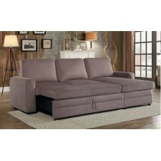 Comox Sofa Bed / Reversible/ Storage  2 Colors
