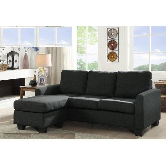 Fuego Sofa with Reversible Lounge