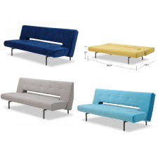 JOSH SOFA BED 4 COLORS AVAILABLE