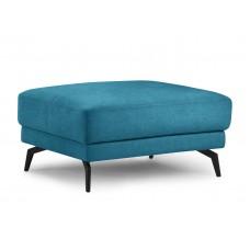 Ricki Ottoman Blue