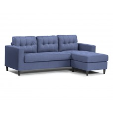 Victoria Sofa with Reversible Lounge 3 Colors LIMITED QUANTITY