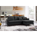 Oxford Sofa with Reversible Lounge Grey