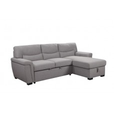 Vince Sofa Bed Grey /  Storage Reversible